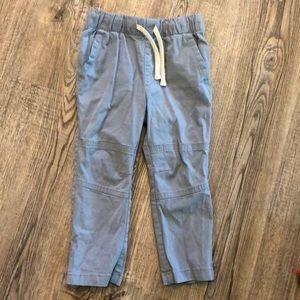 Childrens Place Boys Elastic Waist Pants- Size 2T